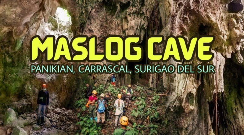 PHILIPPINEN MAGAZIN - VIDEOSAMMLUNG - Die Maslog Höhle in Carrascal
