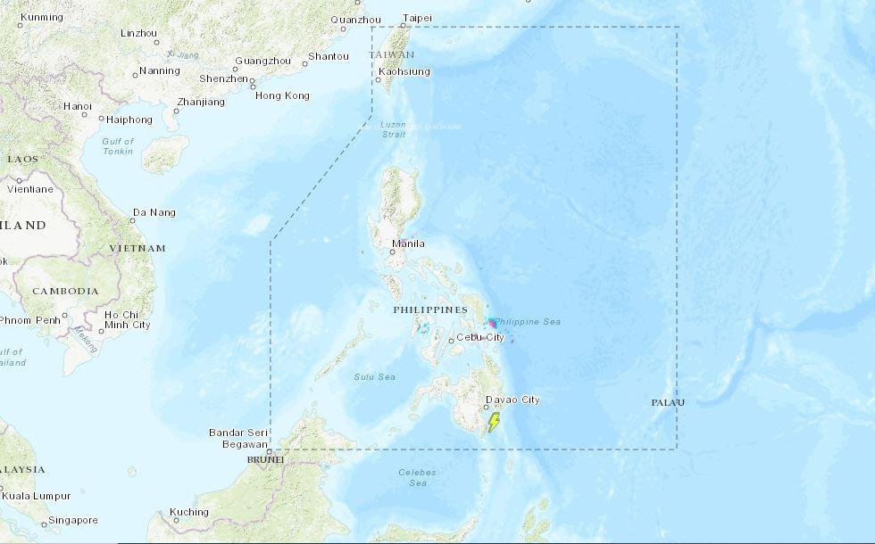 PHILIPPINEN MAGAZIN - WETTER - Die Wettervorhersage für die Philippinen, Freitag, den 05. März 2021