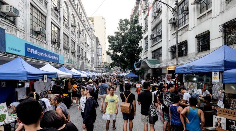 PHILIPPINEN MAGAZIN - TAGESTHEMA - MEIN SAMSTAGSTHEMA - REISEZIELE AUF LUZON - Escolta im alten Manila