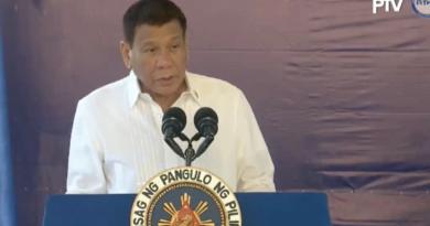 PHILIPPINEN MAGAZIN - NACHRICHTEN - Präsident Duterte befiehlt bewaffnete Kommunisten sofort zu erschiessen