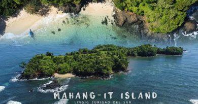 PHILIPPINEN MAGAZIN - VIDEOSAMMLUNG - Mahang-it Insel in Lingig