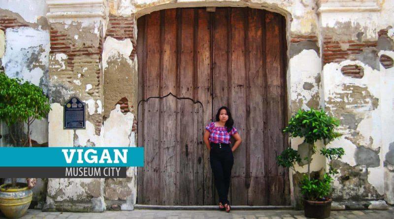 PHILIPPINEN MAGAZIN - MEIN SONNTAGSTHEMA - FAMILIENFREUNDLICHE REISEZIELE IN DEN PHILIPPINEN - Kulturstadt Vigan