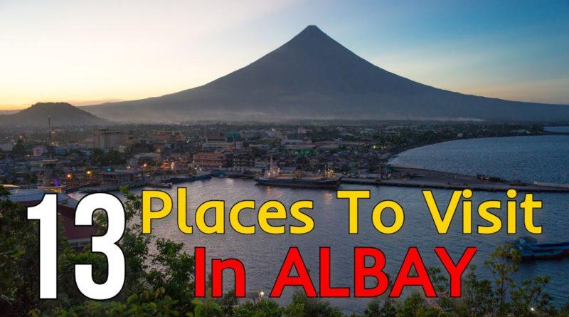 PHILIPPINEN MAGAZIN - VIDEOSAMMLUNG - Touristenziele in Albay