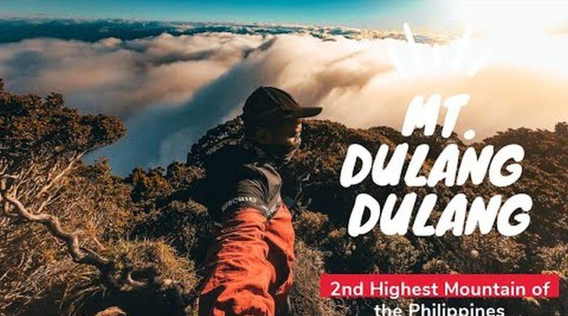 PHILIPPINEN MAGAZIN - VIDEOSAMMLUNG - Mount Dulang-Dulang