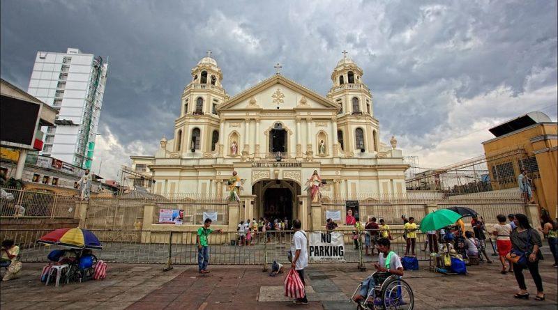 PHILIPPINEN MAGAZIN - MEIN DIENSTAGSTHEMA - WAS TUN IN DEN PHILIPPINEN - Pilgerreisen unternehmen