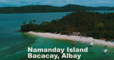PHILIPPINEN MAGAZIN - VIDEOSAMMLUNG - Die Insel Namanday von Bacacay