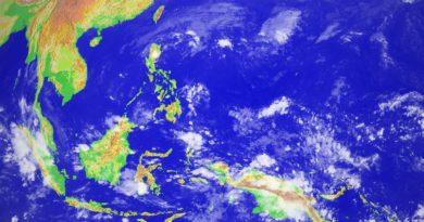 PHILIPPINEN MAGAZIN - WETTER - Die Wettervorhersage für die Philippinen, Mittwoch, den 17. März 2021