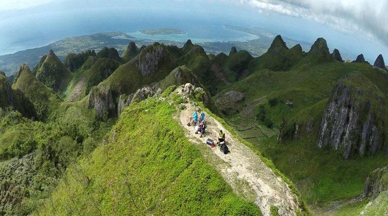 PHILIPPINEN MAGAZIN - MEIN FREITAGSTHEMA - BERGWANDERN IN DEN PHILIPPINEN - Osmena Peak Cebu