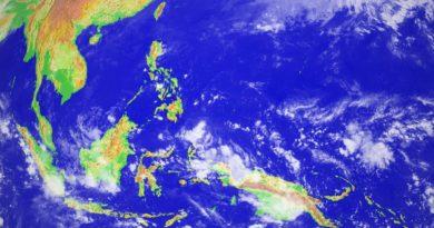 PHILIPPINEN MAGAZIN - WETTER - Die Wettervorhersage für die Philippinen, Freitag, den 19. März 2021