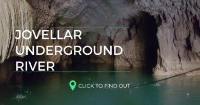 PHILIPPINEN MAGAZIN - VIDEOSAMMLUNG - Unterirdischer Fluss in Jovellar
