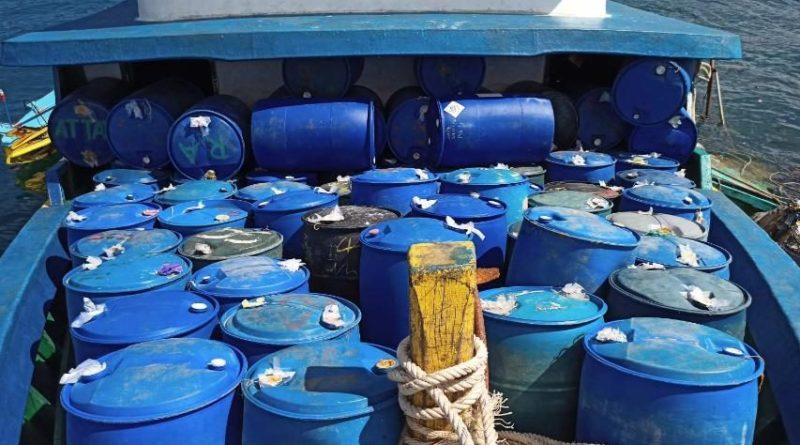 PHILIPPINEN MAGAZIN - NACHRICHTEN - Benzinschmuggel in Tawi-Tawi
