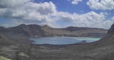 PHILIPPINEN MAGAZIN - NACHRICHTEN - Taal Vulkan könnte ausbrechen