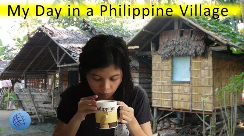 PHILIPPINEN MAGAZIN - VIDEOSAMMLUNG - Das echte Dorfleben in Mindanao