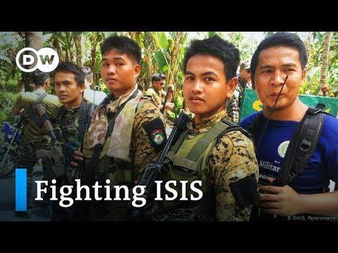 PHILIPPINEN MAGAZIN - MINDANAO-WOCHE - Armee und moslemische Rebellen zusammen gegen ISIS