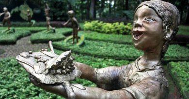 PHILIPPINEN MAGAZIN - MEIN MONTAGSTHEMA - BERGRESORTS IN DEN PHILIPPINEN - Eden Nature Park