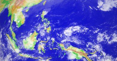 PHILIPPINEN MAGAZIN - WETTER - Die Wettervorhersage für die Philippinen, Montag, den 22. März 2021