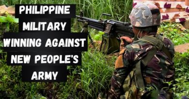 PHILIPPINEN MAGAZIN - MINDANAO-WOCHE - Militär zerstört NPA Stützpunkt in Mindanao