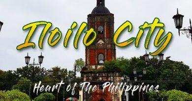 PHILIPPINEN MAGAZIN - VIDEOSAMMLUNG - Iloilo City - Herz der Philippinen
