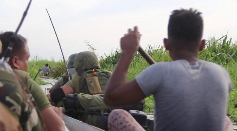 PHILIPPINEN MAGAZIN - MINDANAO-WOCHE: Militär Operation in den Liguasan Sümpfen