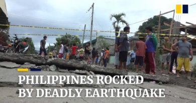 PHILIPPINEN MAGAZN - MINDANAO-WOCHE - Auch Mindanao wird immer wieder von Naturkatastrophen heimgesucht
