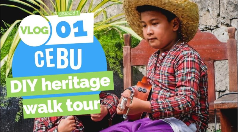 PHILIPPINEN MAGAZIN - VIDEOSAMMLUNG - Kulturerbestätten der Stadt Cebu