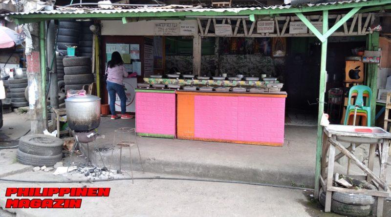 PHILIPPINEN MAGAZIN - FOTO DES TAGES - UNTERWEGS IN DER STADT - Eatery an der Kreuzung Foto von Sir Dieter Sokoll für PHILIPPINEN MAAZIN