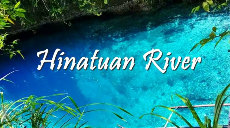 PHILIPPINEN MAGAZIN - MEIN SAMSTAGSTHEMA - REISEZIELE IN MINDANAO - Hinatuan Enchanted River