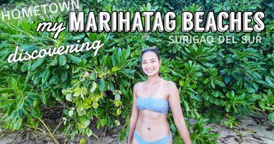 PHILIPPINEN MAGAZIN - VIDEOSAMMLUNG - Shanne entdeckt die Strände von Marihatag