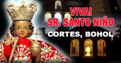 PHILIPPINEN MAGAZIN - VIDEOSAMMLUNG - Sto. Nino Sinulog in Cortes