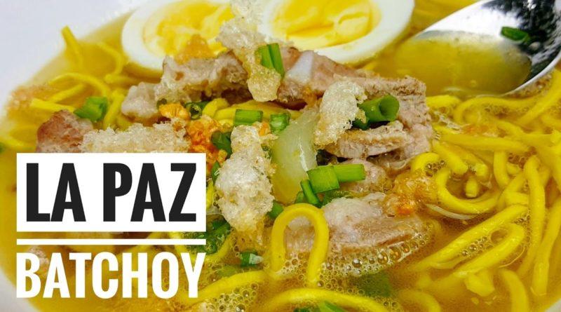 PHILIPPINEN MAGAZIN - MEIN DONNERSTAGSTHEMA - PHILIPPINISCHE NUDELGERICHTE - La Paz Batchoy