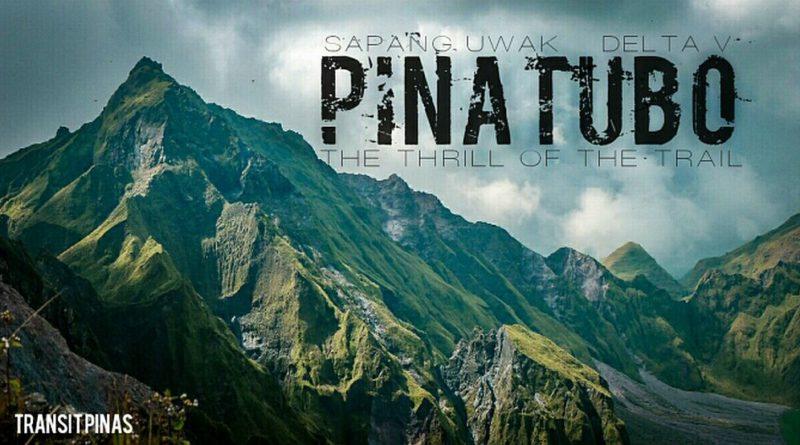 PHILIPPINEN MAGAZIN - MEIN FREITAGSTHEMA - BERGWANDERN IN DEN PHILIPPINEN - Mount Pinatubo Delta V