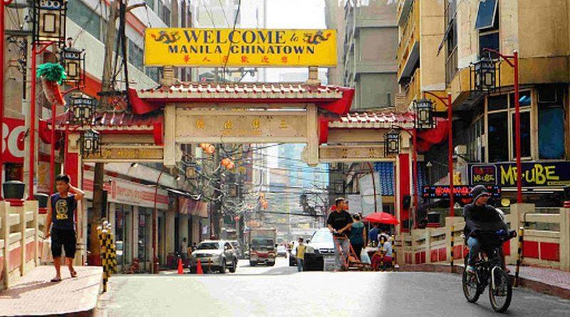 PHILIPPINEN MAGAZIN - MEIN SAMSTAGSTHEMA - REISEZIELE AUF LUZON - Binonodo in Manila
