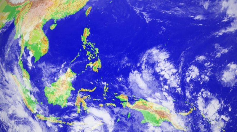 PHILIPPINEN MAGAZIN - WETTER - Die Wettervorhersage für die Philippinen Ostersonntag, den 04. April 2021