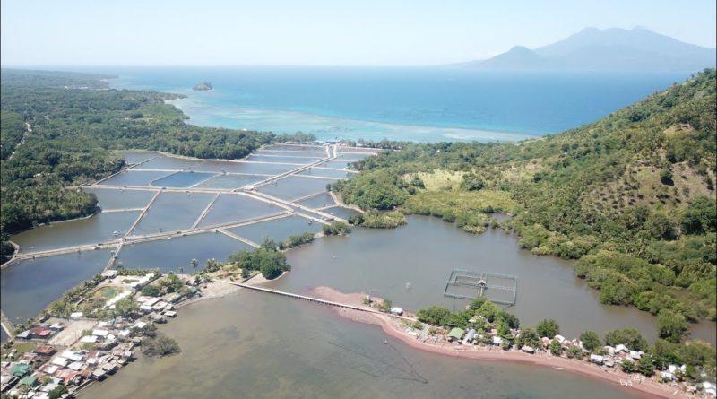 PHILIPPINEN MAGAZIN - VIDEOSAMMLUNG - Luftaufnahmen von Balingoan & Talsisayan