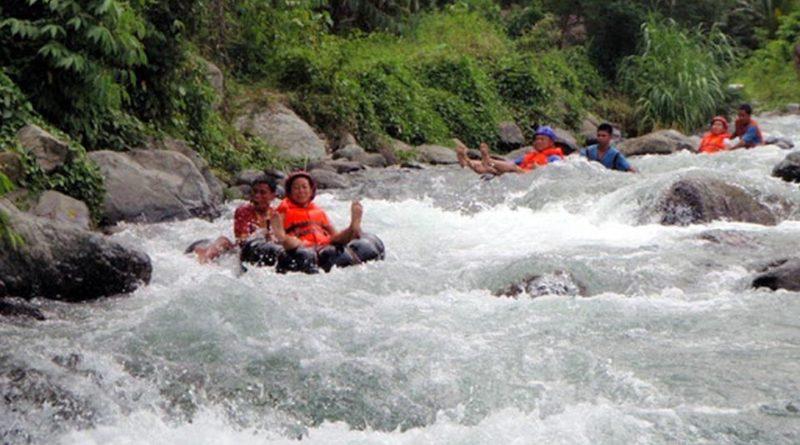 PHILIPPINEN MAGAZIN - MEIN DIENSTAGSTHEMA - WAS TUN IN DEN PHILIPPINEN - River Tubing