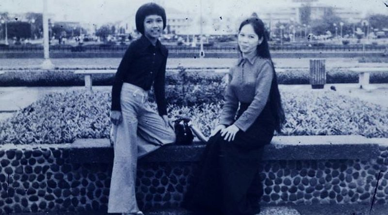PHILIPPINISCHER EXPAT KLUB - Im Rizal Park ca. 1970