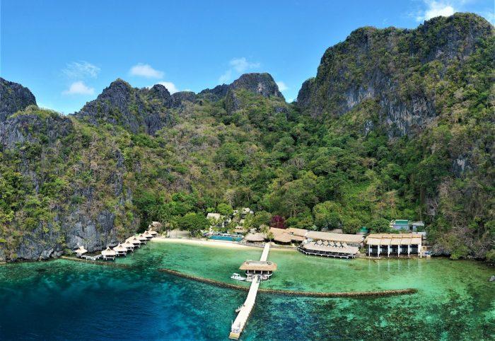 PHILIPPINEN MAGAZIN -MEIN MITTWOCHSTHEMA - PHILIPPINISCHE STRANDRESORTS - Miniloc Island Resort
