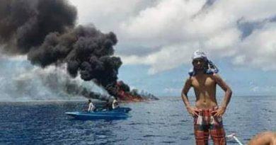 PHILIPPINEN MAGAZIN - NACHRICHTEN - 9 Personen nach Explosion auf See vor Tawi-Tawi gerettet