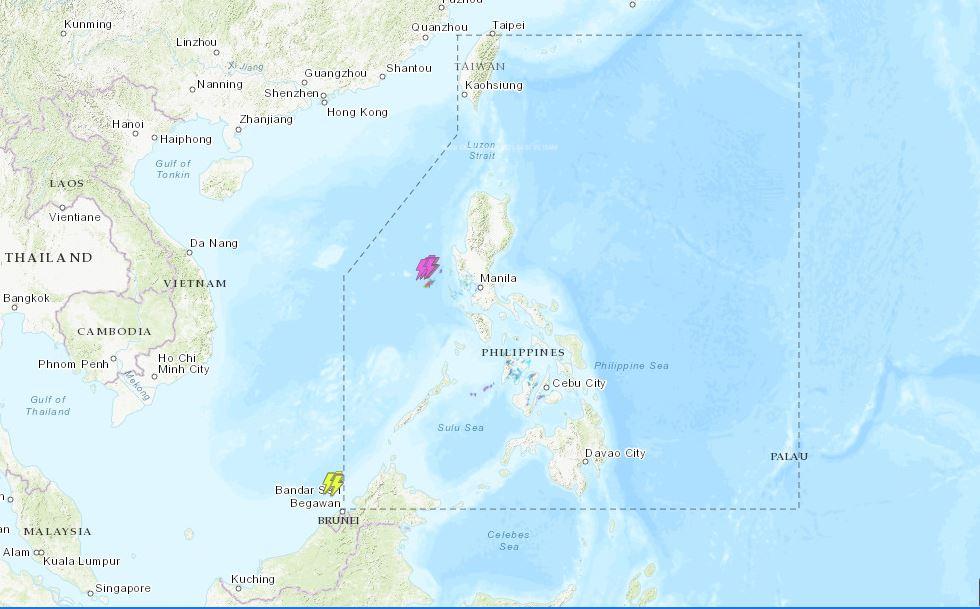 PHILIPPINEN MAGAZIN - WETTER - Die Wettervorhersage für die Philippinen Mittwoch, den 07. April 2021