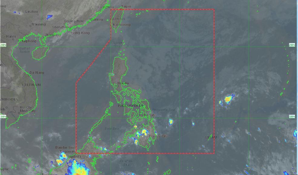 PHILIPPINEN MAGAZIN - WETTER - Die Wettervorhersage für die Philippinen Donnerstag, den 08. April 2021