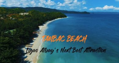 PHILIPPINEN MAGAZIN - VIDEOSAMMLUNG - Am Tambac Beach in Ligao