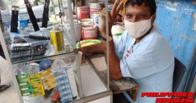 PHILIPPINEN MAGAZIN - FOTO DES TAGES - Indischer Uhrmacher Foto von Sir Dieter Sokoll für Philippinen Magazin