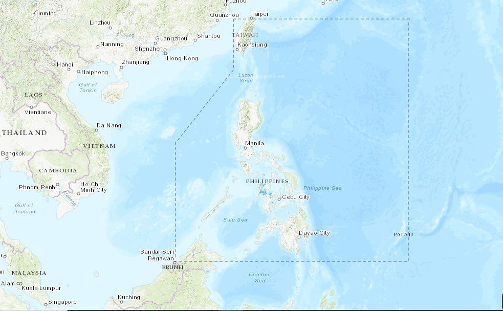 PHILIPPINEN MAGAZIN - WETTER - Die Wettervorhersage für die Philippinen Freitag, den 09. April 2021