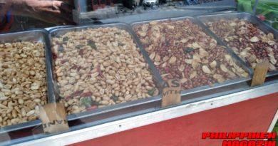 PHILIPPINEN MAGAZIN - FOTO DES TAGES - Erdnuss-Geschmacksrichtungen Foto von Sir Dieter Sokoll für PHILIPPINEN MAGAZIN