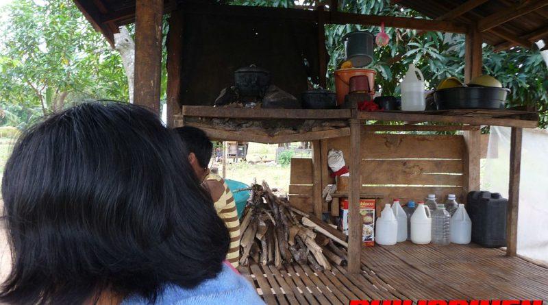 DER PHILIPPINISCHE EXPAT KLUB - GRUPPE LAND UND LEUTE - Besuch auf dem Land