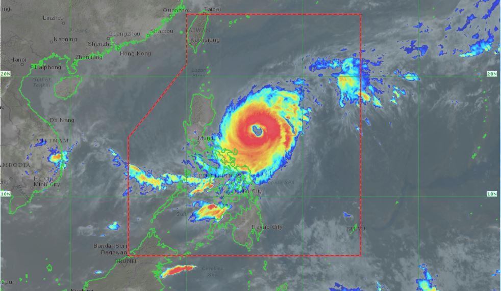 PHILIPPINEN MAGAZIN - WETTER - Die Wettervorhersage für die Philippinen Dienstag, den 20. April 2021