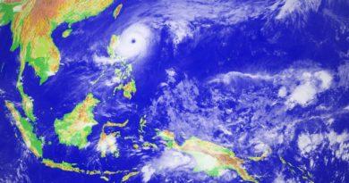 PHILIPPINEN MAGAZIN - WETTER - Die Wettervorhersage für die Philippinen Mittwoch, den 21. April 2021