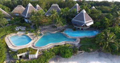 PHILIPPINEN MAGAZIN - MEIN DONNERSTAGSTHEMA - PHILIPPINISCHE WELLNESS RETREATS - Mithi Resort & Spa in Dauis auf Panglao