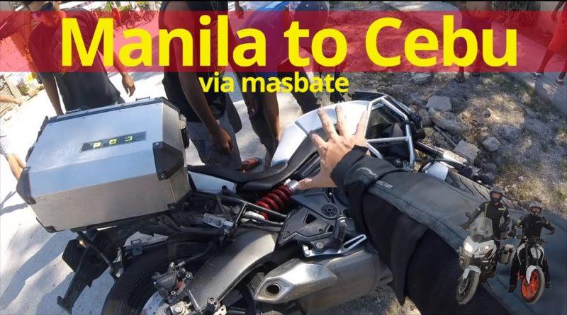 PHILIPPINEN MAGAZIN - Es geht von Manila nach Cebu | Versys 650 | Duke390 | Motorrad-Abenteuer