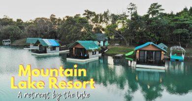 PHILIPPINEN MAGAZIN MEIN MONTAGSTHEMA- BERGRESORTS IN DEN PHILIPPINEN - Mountain Lake Resort in Cavinti